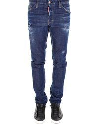 DSquared² - Cool Guy Denim Jeans - Lyst