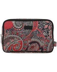 Etro Paisley Patterned Travel Bag - Multicolour