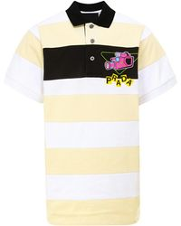 Prada Polo Shirt - Yellow