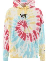 GALLERY DEPT. Marina Tie Dye Hoodie - Multicolour
