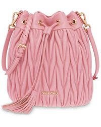 Miu Miu Shoulder Bags - Multicolour