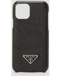 Prada Iphone 11 Pro Case - Black