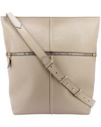 Max Mara Plage Shoulder Bag - Natural