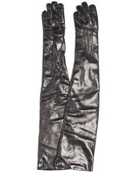 Ann Demeulemeester - Long Gloves - Lyst