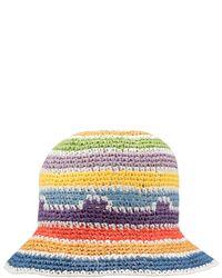 Missoni Hats Red - Multicolour
