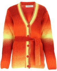 Golden Goose Deluxe Brand - Ombré Tie-fastening Cardigan - Lyst