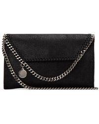 Stella McCartney Falabella Mini Shoulder Bag - Black