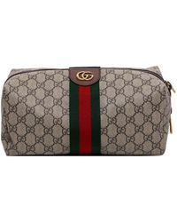 Gucci Ophidia GG Toiletry Bag - Multicolour