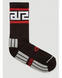 Aries Meandros Socks - Black