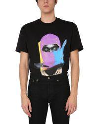 ih nom uh nit Crew Neck T-shirt - Black