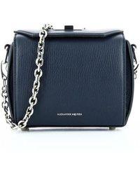 Alexander McQueen - Box Chain Bag - Lyst