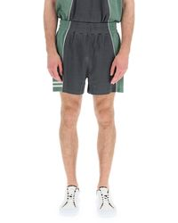 Fendi Sports Shorts M - Gray