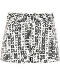 Givenchy Shorts - White