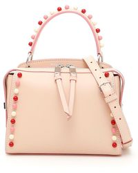 Bally - Embellished Stud Tote - Lyst