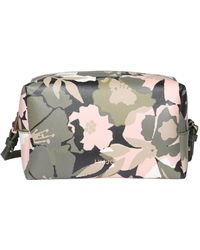 Liu Jo Floral Print Beauty Bag - Multicolor