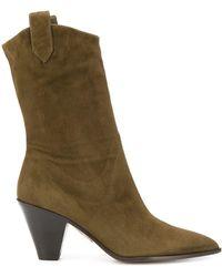 Aquazzura Boots - Green