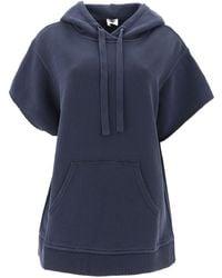 Dior Lucky Hooded Sweatshirt - Blue