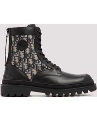 Dior Explorer Ankle Boots - Black