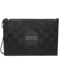 Gucci Off The Grid Pouch - Black
