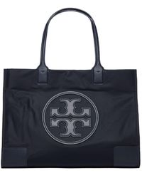 Tory Burch Ella Tote Bag - Blue