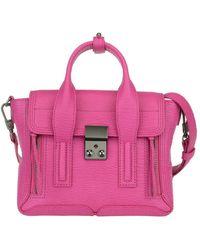 3.1 Phillip Lim Pashli Mini Satchel Bag - Pink