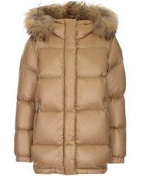 Woolrich Aliquippa Down Jacket - Natural