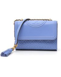 Tory Burch - Small Fleming Shoulder Bag - Lyst
