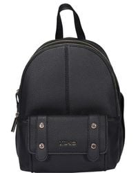 Liu Jo Logo Medium Backpack - Black