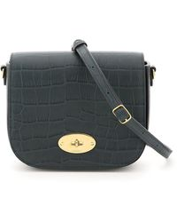 Mulberry Small Darley Satchel Bag - Green