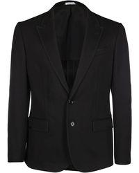 Dolce & Gabbana Single Breasted Blazer - Black