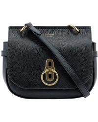 Mulberry Amberley Satchel Bag - Black
