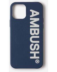 Ambush Iphone 12 Pro Case - Blue