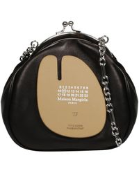 Maison Margiela Mini Pouch Tabi Bag - Black