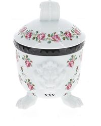 Gucci Mehen Rose Printed Lion Candle - Multicolor