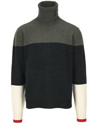 JW Anderson Turtleneck Sweater - Multicolor
