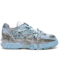 Maison Margiela Fusion Sneakers - Blue