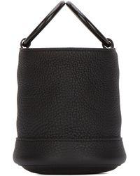 Simon Miller Small Bonsai Bucket Bag - Black
