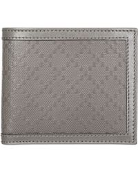 e465c988d7d4b Lyst - Gucci Gg Leather Wallet in Brown for Men