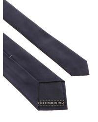 Ermenegildo Zegna Silk - Blue
