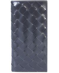 Bottega Veneta Intrecciato Continental Wallet - Black