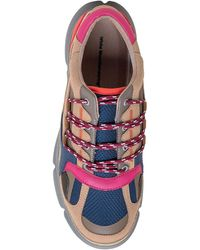 White Mountaineering Vibram Low-top Trainers - Multicolour