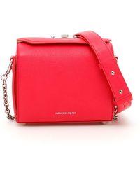 Alexander McQueen - Box Bag Shoulder Bag - Lyst