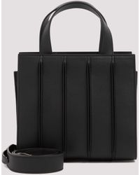 Max Mara Whitney Small Tote Bag - Black