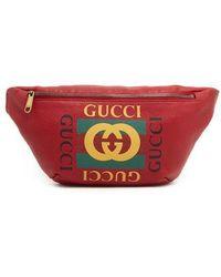 Gucci - Vintage Logo Belt Bag - Lyst