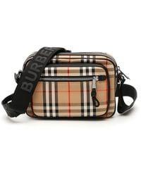 Burberry Paddy Messenger Bag - Multicolour