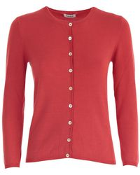 P.A.R.O.S.H. - Buttoned Cardigan - Lyst