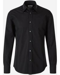 Alexander McQueen Tailored Shirt - Black