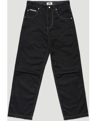 Eytys Wide Leg Jeans - Black
