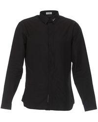 Dior Slim Fit Shirt - Black