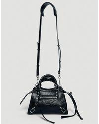 Balenciaga Neo Classic City Mini Shoulder Bag - Black